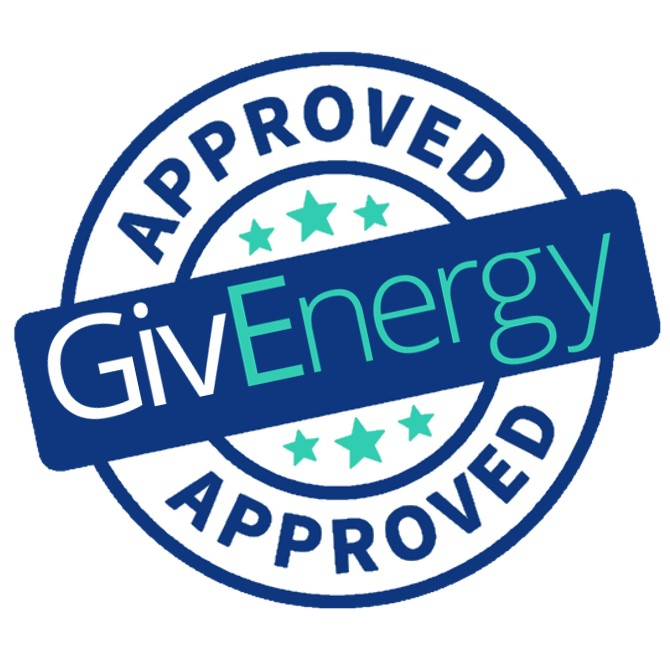 GivEnergy Approved Logo